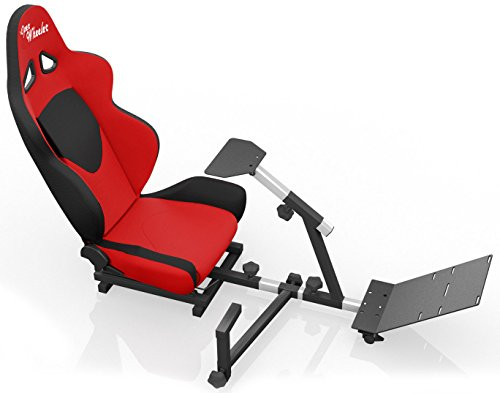 b30664a7eda Gear shifter can be mounted on the left or right hand side of the  OpenWheeler racing driving simulator. World first dual pole unique design.