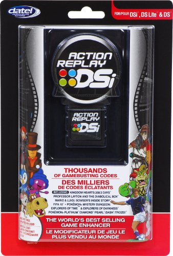Nintendo 3Ds – Datel Action Replay Power Saves Pro