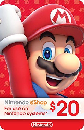 eCash – Nintendo eShop Gift Card $10 – Switch / Wii U / 3DS