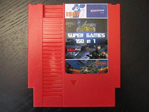 Super Games 150 in 1 – Mario, Kirby, Megaman, TMNT, Castlevania by