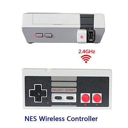 Wireless NES Classic Controller,2 4GHz NES Classic Edition Mini